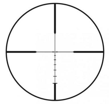 nikon p308 bdc reticle