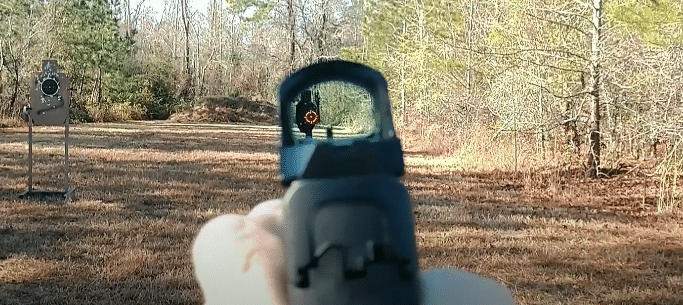 smith wesson m&p with holosun 507c