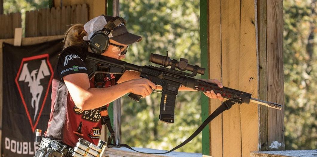 3 gun shootign with ar15
