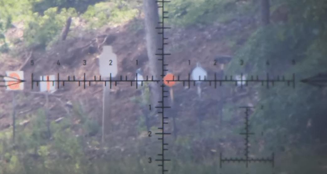 Aiming-reticle-long-range-shooting