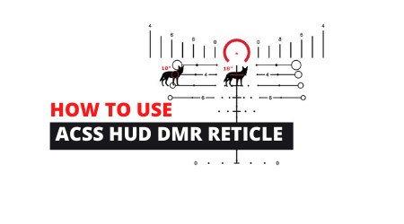 How To Use ACSS HUD DMR Reticle [Video Illustration]