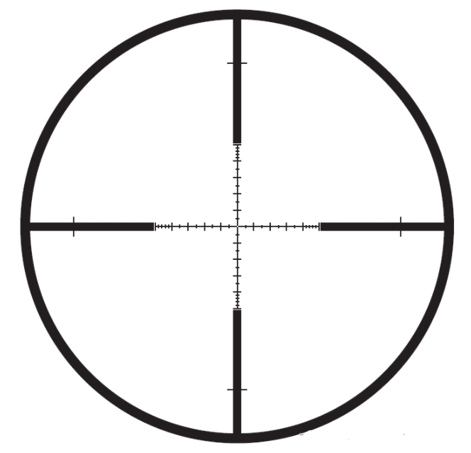 Leupold TMR Reticle