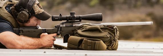 Leupold mark 5 hd shooting prone