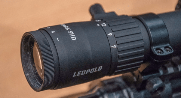 Leupold mark5hd eyepiece