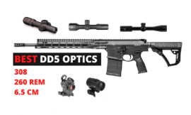 Best Scopes For Daniel Defense DD5 Series Rifles