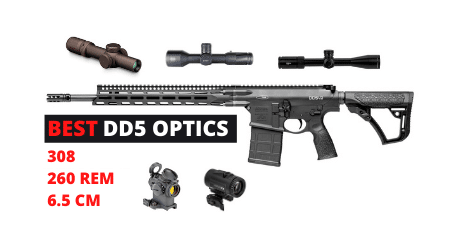 Best Scopes For Daniel Defense DD5 Series Rifles