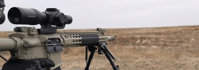 Primary Arms 1-6X SFP ACSS on AR15