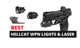 4 Best Weapon Lights and Laser For Springfield Hellcat