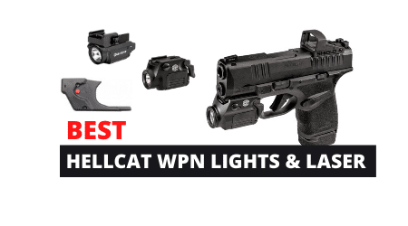 5 Best Weapon Lights and Laser For Springfield Hellcat