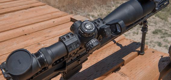leupold mark 8 3.5-25X56 mm scope