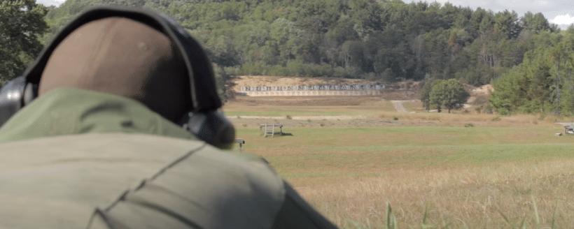 long range shooting prone