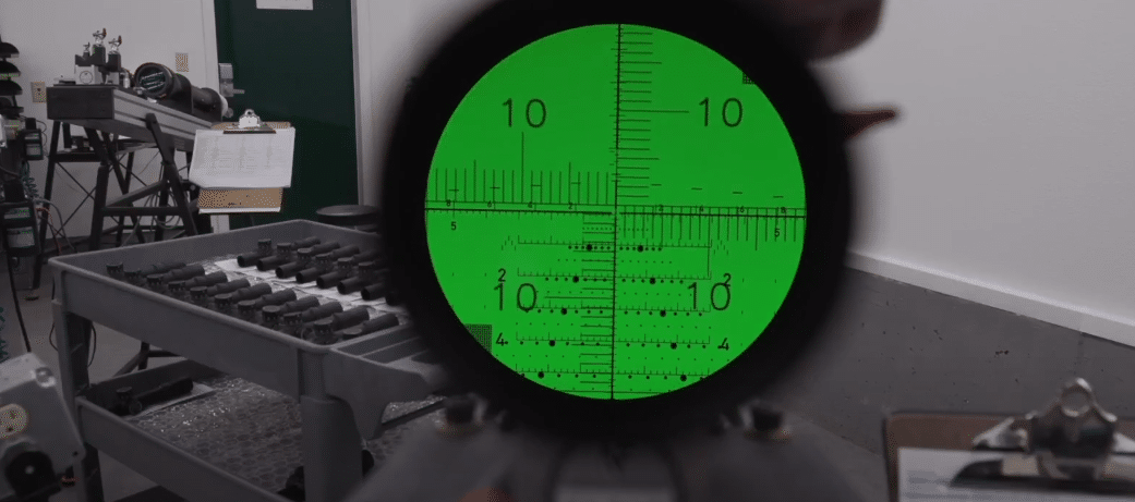 nightforce scope precision tracking