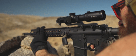 pew pew tactical primary arms 1-6x acss