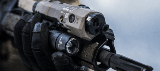 BE MEYER MAWL and surefire m300C