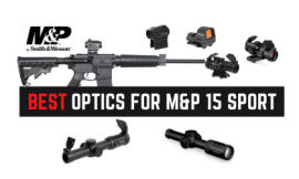 Best Scopes and Red Dots For M&P 15 Sport 2 [Stuff Everyone Buys]