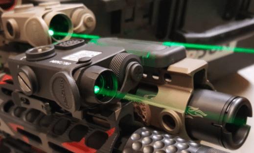 Holosun LS321G green laser