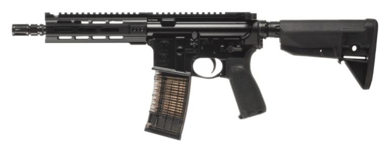 MK107 Mod 1 M PWS rifle