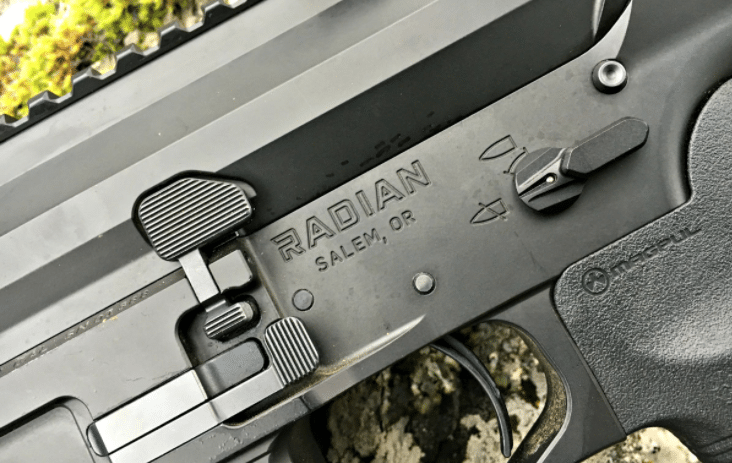 Radian weapon lower receiver