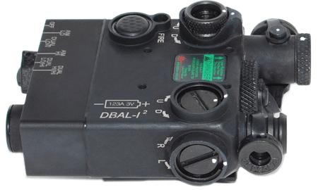 Steiner DBAL I2 laser device