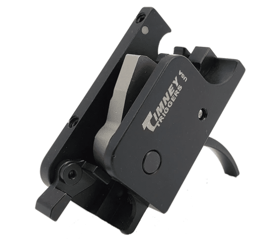 Timney CZ scorpion trigger upgrade