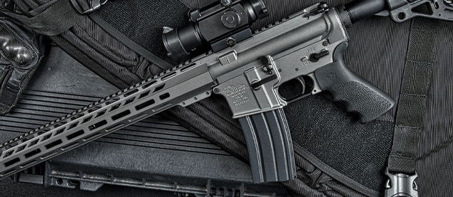 anderson manufacturing lower receiver built