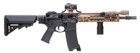 basic ar15 home defense build