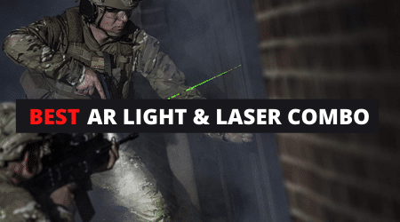 best ar15 light and laser combo