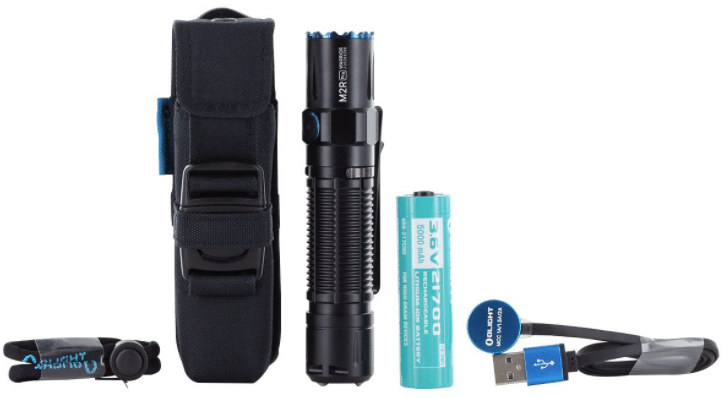 olight m2r pro packaging 2