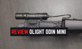 Review Guide: Olight Odin Mini [NEW Compact Scout Weapon Light]