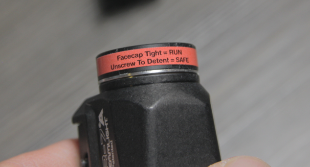 TLR 7 a flex safety feature