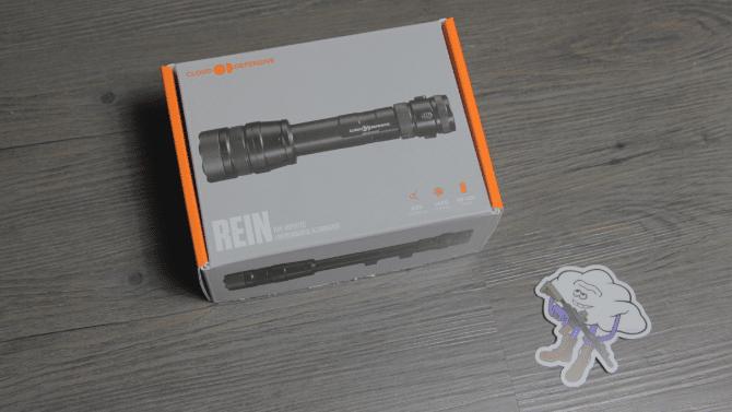 cloud defensive rein packaging