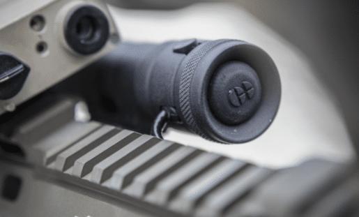 cloud defensive weapon light tail cap wire management