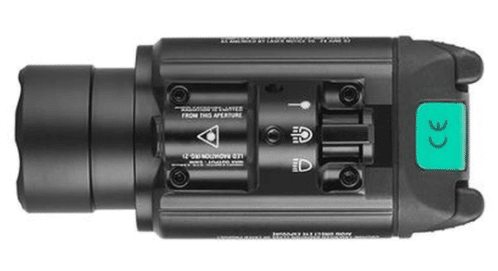 olight baldr pro buttom view