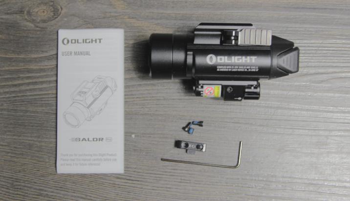 olight baldr pro packaging 2