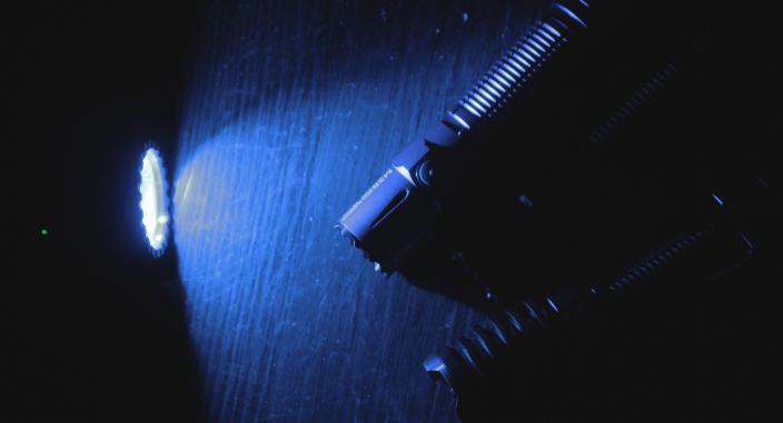 olight freyr blue led
