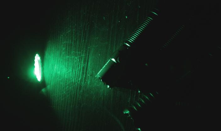 olight freyr green led