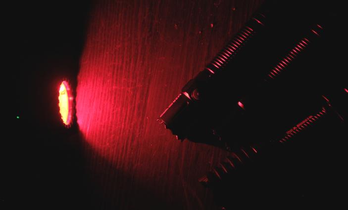 olight freyr red led