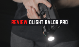 Review Guide: Olight BALDR Pro [Laser] Pistol Weapon Light