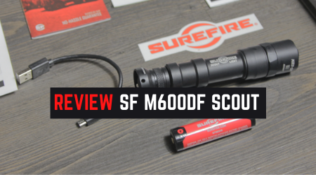 Review Guide: Surefire M600DF [Dual Fuel] Scout Weapon Light