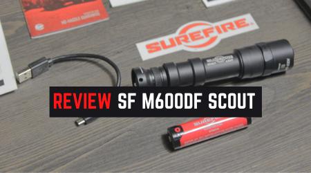 Read more about the article Review Surefire M600DF [Dual Fuel] Scout Weapon Light
