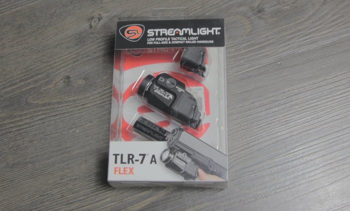 streamlight tlr 7a packaging box