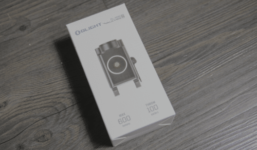 Olight PL Mini 2 packaging