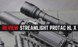 Review Guide – Streamlight ProTac Rail Mount HL X Weapon Light