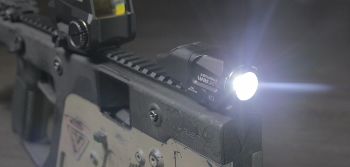 kriss vector SBR with streamlight TLR RM1