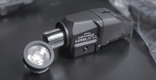streamlight TLR RM1 led and battery