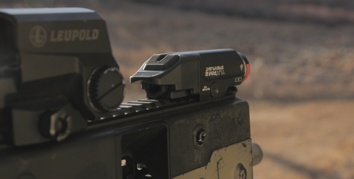 streamlight tlr rm1 on kriss vector top mount