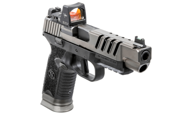 fn 509 LS edge with trijicon rmr