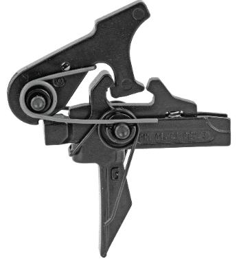 geissele combat flat trigger