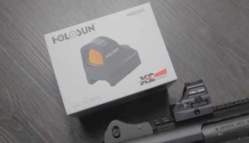 holosun 507c x2 packaging