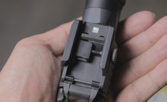 surefire XH30 t slot mounting system